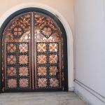 Kemerli Villa Giriş Kapısı